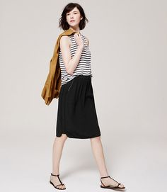 Image of Fluid Jogger Skirt
