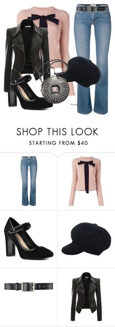 """""""Circle Purse Jazzness"""" by total-nicole ❤ liked on Polyvore featuring Rochas, Nine West, Dolce&Gabbana, Belstaff, Betty Boop, round and circle"""