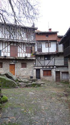 Casas Típicas de La Alberca-Espanha