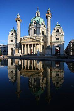 Karlskirche - Vienna - Austria (von DOS82)