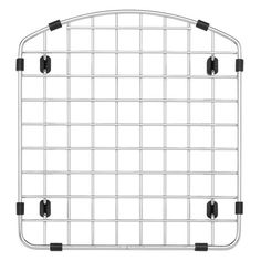 Blanco 9.72 x 8.96 in. Stainless Steel Sink Grid - 221012