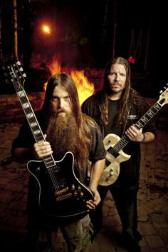 Interview: Lamb of God's Mark Morton and Willie Adler Discuss the Band's New Album, 'Resolution'