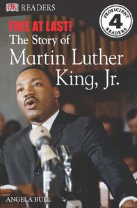 Free at Last!   Introduce your kids to Martin Luther King, Jr. on wegivebooks.org