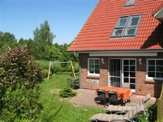 Terrasse und Garten / Langballigau