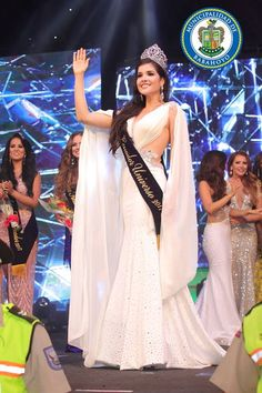 Daniela Cepeda #MissEcuador2017.