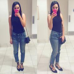 lace uo shoes jeans