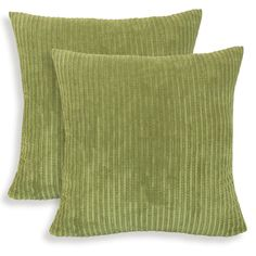 The Perry Textured woven toss pillows feature cross cut ribs that are subtle enough to work with any style yet have enough dimension to stand alone on the couch. These pillows are available in an arra