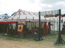 Medieval Camping
