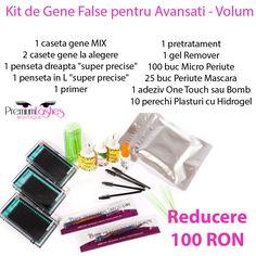 Tot ce ai nevoie intr-un singur kit!  Achizitioneaza kitul pentru extensiile de gene la pret redus. Premium Lashes Boutique iti pune la dispozitie kitul de gene pentru avansati la 799 RON de la 899 RON! Alege produsele Vivienne si convinge-te de calitatea lor!  Suna acum: 0742.886.647 http://premiumlashesboutique.ro/kituri-gene-false