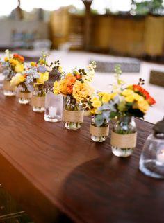 #centerpiece  Photography: Ozzy Garcia Photography - ozzygarciablog.com Wedding Planning, Design + Coordination: JCG Events - jcgevents.com Floral Design: Ines Naftali Floral & Event Design - inesnaftali.com  Read More: http://www.stylemepretty.com/2012/08/24/miami-wedding-at-villa-221-from-jcg-events/