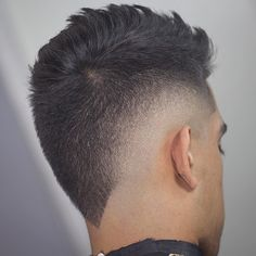 Shaded undercut #barber