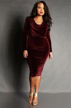 32dc30254af First Look  The Grisel Holiday Collection. Plus Size Party DressesPlus ...