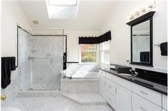 Under contract in potomac falls...all new modern baths!