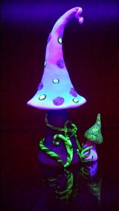 Trippyshroom Purple Dreams