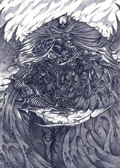 Dark Souls | Gravelord Nito