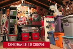 Southern State of Mind: How I Finally Got a Grip on My Christmas Storage