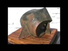 Peter Fenesi (Feneshi) Series of Sculptures Plastic Space-Time - YouTube