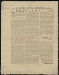 Ratification Day in the United States refers to the anniversary of the ratification of the Treaty of Paris on January 14, 1784 at the Maryland State House in Annapolis, Maryland by the Confederation Congress. This act officially ended the American Revolution and established the U.S. as a sovereign entity.