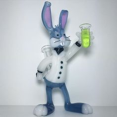 Smart Glass Appreciation – Best of Glass Bugs Bunny Oil Dab Rig