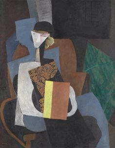 Diego Rivera - Retrato de Mariana