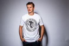 Blackhawks Store, Chicago Blackhawks Players, Hockey, Tees, Mens Tops, T Shirts, Field Hockey, Teas, Shirts