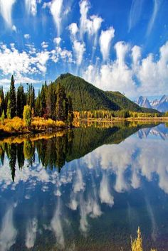 Grand mountains, pristine lakes, and prairie lands are scattered throughout Grand Teton National Park.