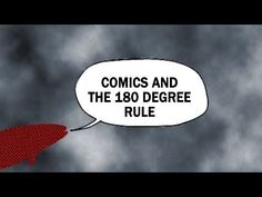 A video about how the 180 rule relates to comics.