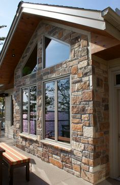 Welcome to StoneRox - - a superior, manufactured stone veneer. Our products are designed for both residential & commercial properties. Stone Veneer Panels, Manufactured Stone Veneer, Stone Gallery, Exterior, Colour, House, Color, Home, Haus