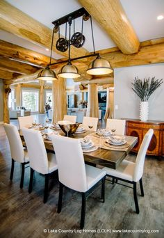 Custom Handcrafted Post and Beam Log Homes, Built using Western Red Cedar and Douglas Fir Premium Grade Building Logs in British Columbia, Canada Home Developers, Log Cabin Homes, Cabins, Rustic Home Design, Cabin In The Woods, Timber Frame Homes, Post And Beam, Large Furniture, Home Projects