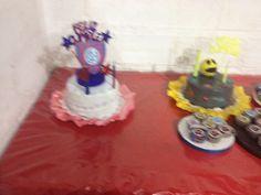 Nuestras tortas!