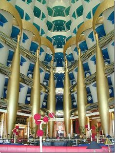 World tallest atrium at 180 meters. Click here to save big on hotels and trips