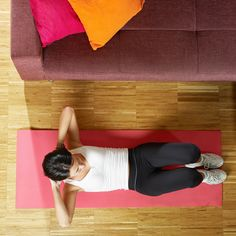 Whether you live in a small apartment or you need an afternoon energy boost at work, these exercises are ideal for fitting an effective workout with limited time, space, and money (no equipment needed!).
