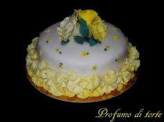 Risultati immagini per torte in pdz con garofani