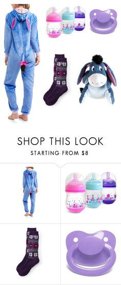 """""""Retire outfit"""" by mikey-patf ❤ liked on Polyvore featuring Disney, The First Years and Lands' End"""