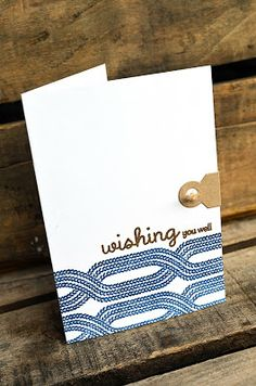 Wedding card - outside by Jess Witty