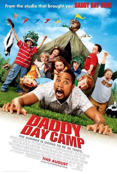 Daddy Day Camp (2007) Cuba Gooding Jr. played the role of Charlie Hinton.