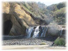 Oregon Arch Cape Beach Arch Cape Oregon, Oregon Vacation, Oregon Coast, Wyoming, West Coast, Waterfall, Ocean, Portland, Beach