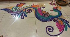 Rangoli by Mona