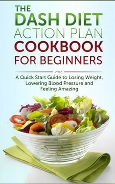 The DASH Diet Action Plan Cookbook for Beginners: A 7-Day Quick Start Guide to Losing Weight, Lowering Blood Pressure and Feeling Amazing: Dash Diet Cookbook, Dash Diet for Weight Loss, Recipes by Nick Bell, http://www.amazon.com/dp/B00KL1DJ24/ref=cm_sw_r_pi_dp_xJkJtb1Q0D8Y6