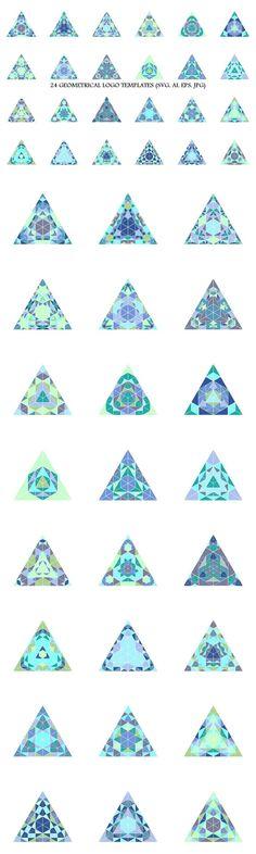 24 Mosaic Triangle Logo Templates #geometric #geometry #logotemplate #AbstractLogoTemplate #LogoTemplateSet #LogoTemplateDesign #AbstractLogo #LogoCollections #LogoDesign #AbstractLogos #logo #AbstractLogoDesign #LogoSet #LogoDesignTemplate #triangleshape #mosaic #floral #AbstractLogoTemplate Logo Design Template, Logo Templates, Vector Design, Triangle Logo, Triangle Shape, Abstract Logo, Best Logo Design, Logo Background, Pattern And Decoration