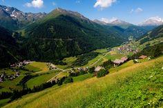 Ferienregion Defereggental - Urlaub in Osttirol Bergen, Golf Courses, Mountains, Places, Nature, Travel, Family Guy, Artists, Walking Paths