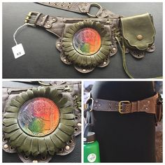 A personal favorite from my Etsy shop https://www.etsy.com/listing/503054303/jerry-garcia-leather-flower-utility-belt