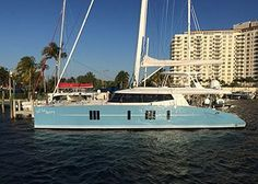 Sunreef 74 WildBerry Arrives in Florida After her Virgin Atlantic Crossing