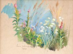 Flowers, Eero Järnefelt    1928