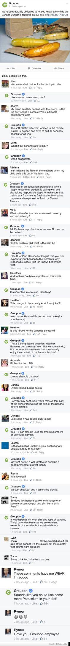 The Banana Bunker
