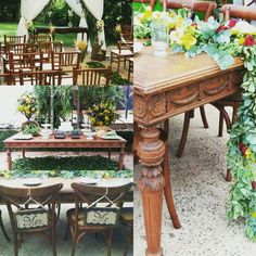 Tendências Mini Wedding decor by Ana Paula Salvador com móveis Four  Locações