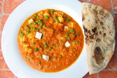 This North Indian curry made with mutter (peas) and paneer (cottage cheese) is probably the most frequently ordered dish in Indian restaurants. Make it in your home and you've got a sure crowd pleaser!