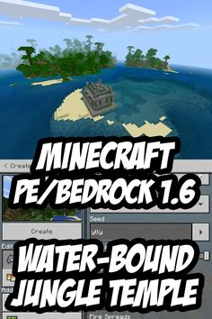 Minecraft PE/Bedrock Seed:ylly or by Seed