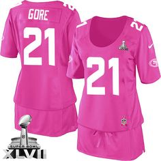 d79ff6126 Frank Gore Elite Jersey-80%OFF Nike Breast Cancer Awareness Frank Gore  Elite Jersey