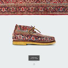 Persian Shoes - Anton Repponen